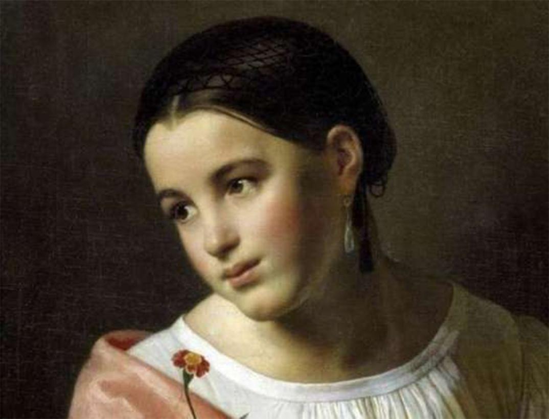 J. A. Kiprenskij, název díla, rok