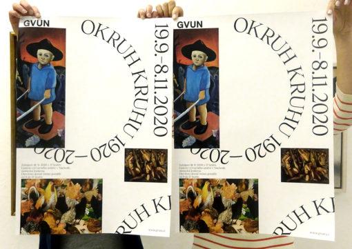 Vernisáž výstavy Okruh Kruhu. Kruh Výtvarných umělkyň 1920-2020