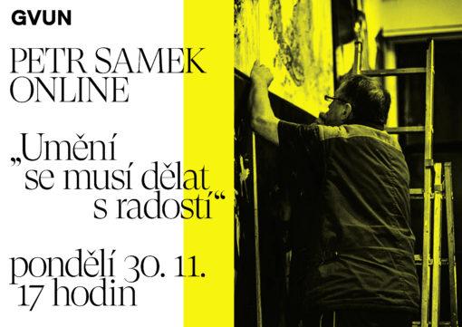 Petr Samek online