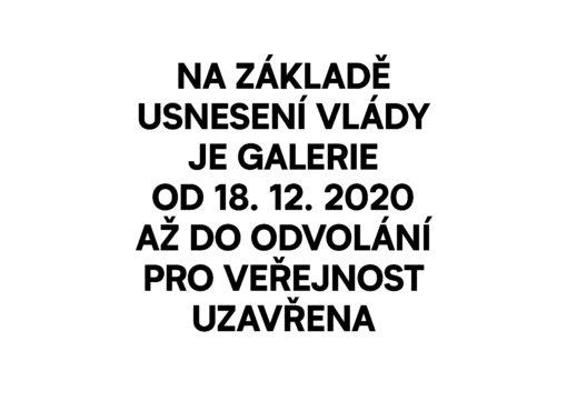 Uzavření galerie