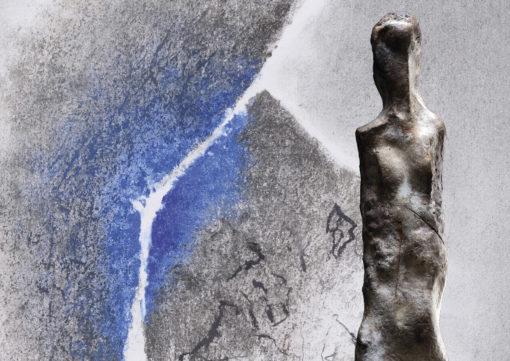 Mojmír Preclík – sochy / Jana Švábová – pastely